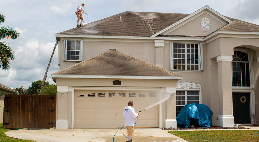 How Often Should You Be Pressure Washing Your Home?